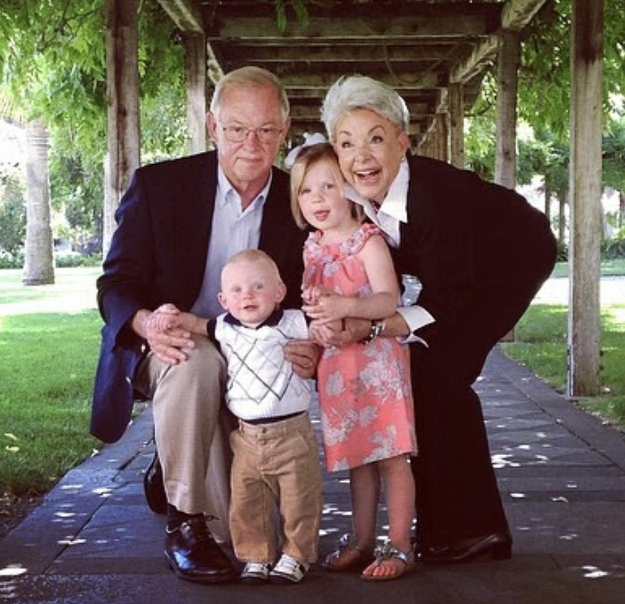 Charles Erekson and Family