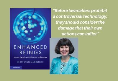 Professor Kerry Macintosh's book,