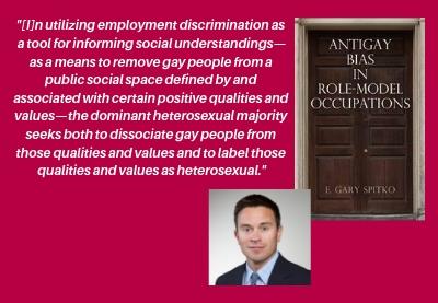 Professor Gary Spitko's book
