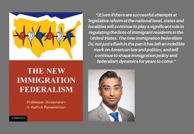 Professor Deep Gulasekaram's book,