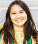 Sarah Jabin '21