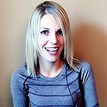 Meg Gudgeirsson, History department