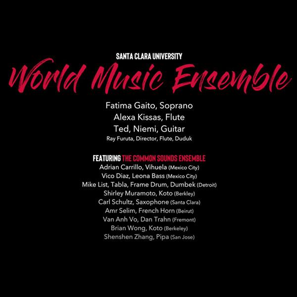 World Music Ensemble