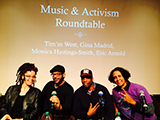 music and social justice festival