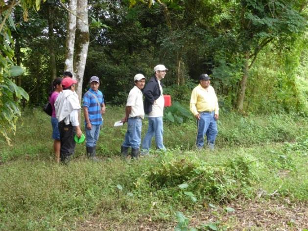 Chris in Nicaragua