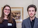 Alana Beaton & Grant Pustelnik
