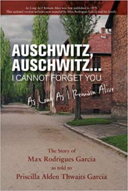 Max Garcia book cover Auschwitz
