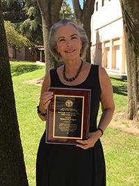 Nancy Unger 2018 Bayma Award