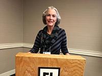 Nancy Unger Salt Lake City 2018