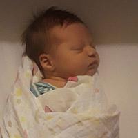 Baby Nina Wigmore