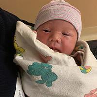 Baby Dante Tamayo