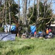 tent cities