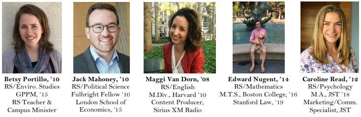 2019 Religious Studies alumni panel