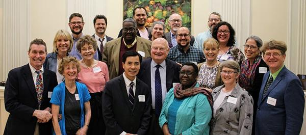 Religious Studies faculty 2019