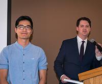 Hansung Lee 2019 Redwood Prize