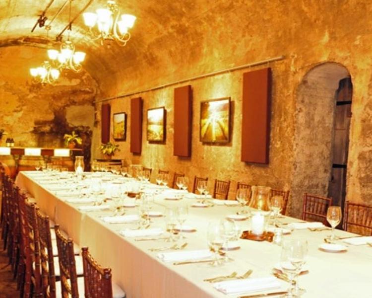 Testarossa Winery meeting room