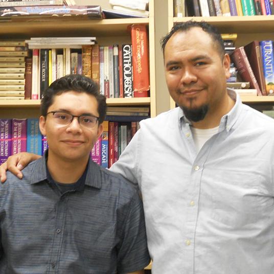 Ramon Duran and Roberto Mata